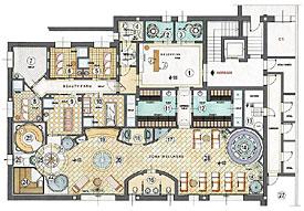 Progettare un centro estetico for Arredamenti centri benessere spa